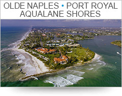 Old Naples and Port Royal and Aqualane Shores