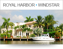 Royal Harbor and Windstar